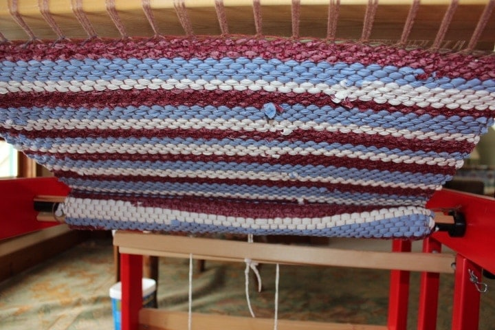 Peg Rug Loom Rag Rugs Alpacabytes Profit From Breeding Quality