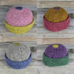 Wool Felted Hats