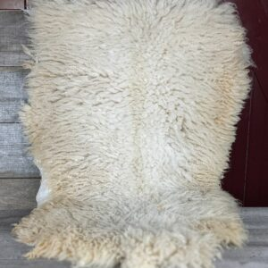 Border Leicester Sheepskin Rugs